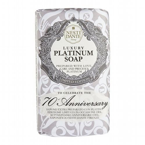 Nesti Dante Soap - Luxury Platinum Soap